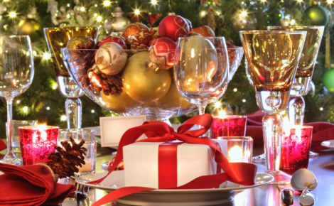 Menús de Navidad para restaurantes