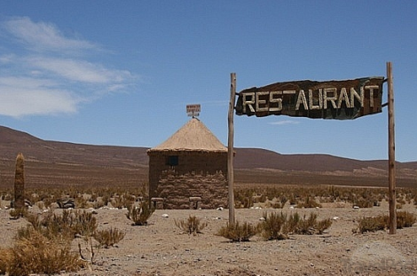 Gastomapa, las rutas alternativas