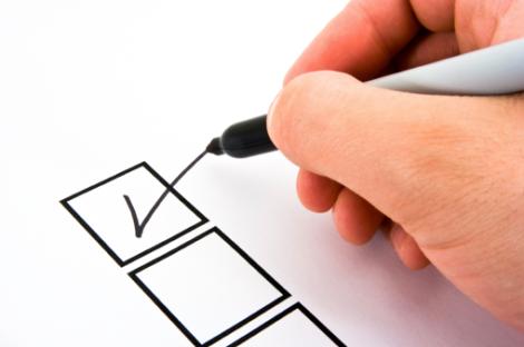 Check List, una estupenda herramienta para la organización de eventos